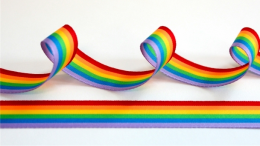 18mm rainbow ribbon